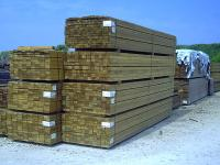 Treated Softwood Timber