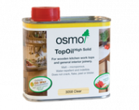 Osmo Top Oil 3028 Clear Satin 0.5 ltr