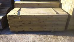 Feather Edge Fencing Boards