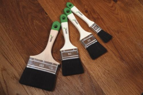220mm Floor Brush with handle 140 00 305