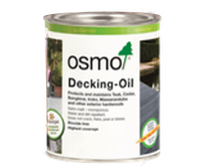 Decking Oil 016 Bangkirai Dark