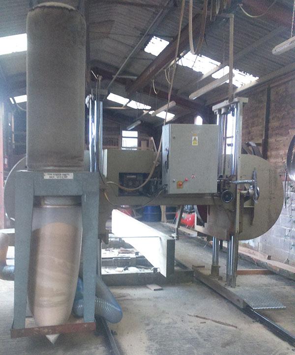 Services | Hillbarn Sawmills